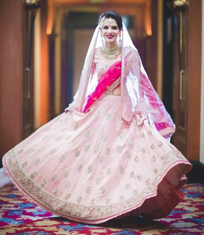 Designer Bridal Lehenga Names With Price