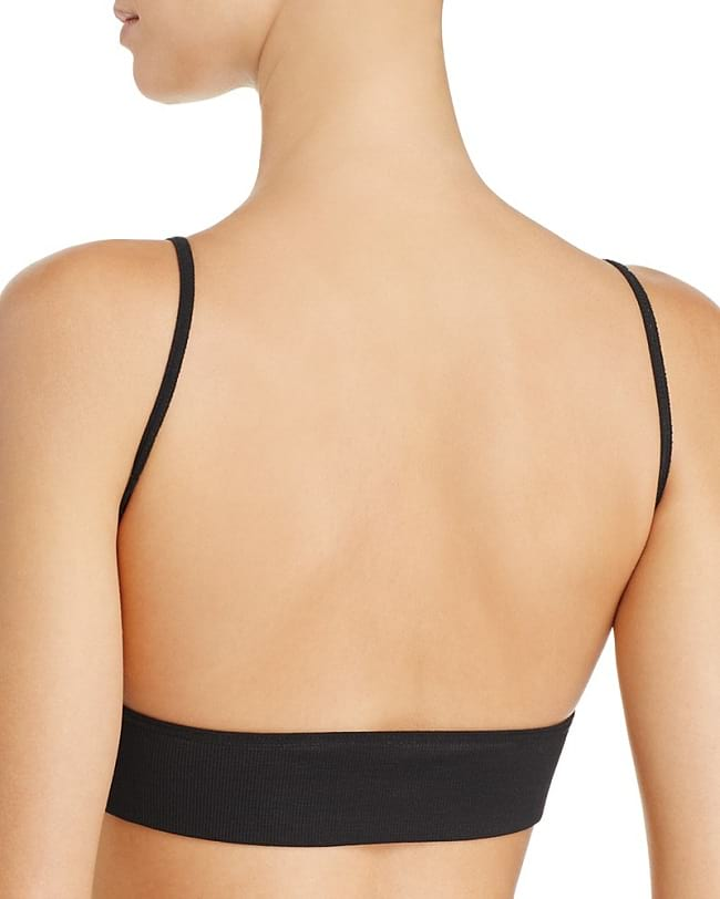 show off your sexy shoulders by wearing low back bra, types of bra with name