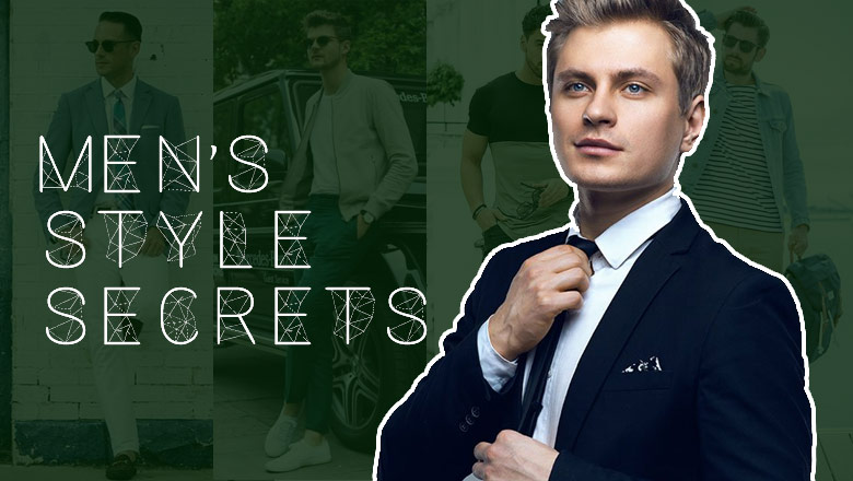 Men's Fashion Secrets- 15 Tips inspired from Most Stylist Men