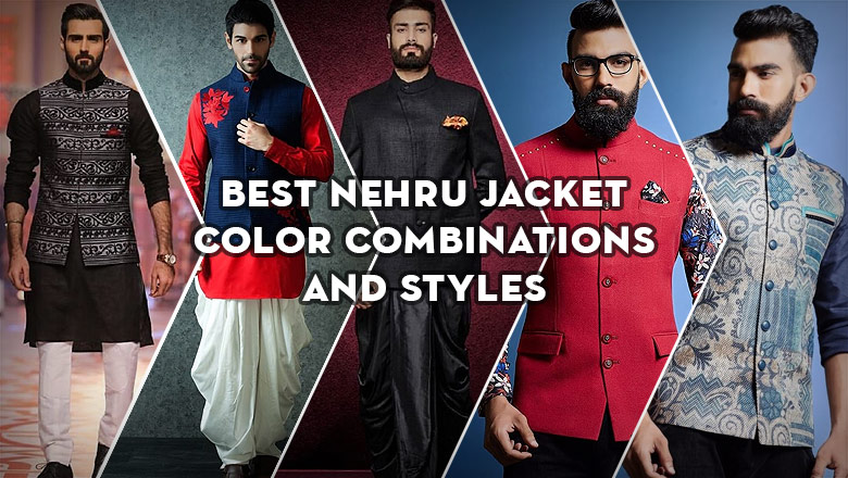 Latest Modi jackets patterns to style perfect ethnic look for men