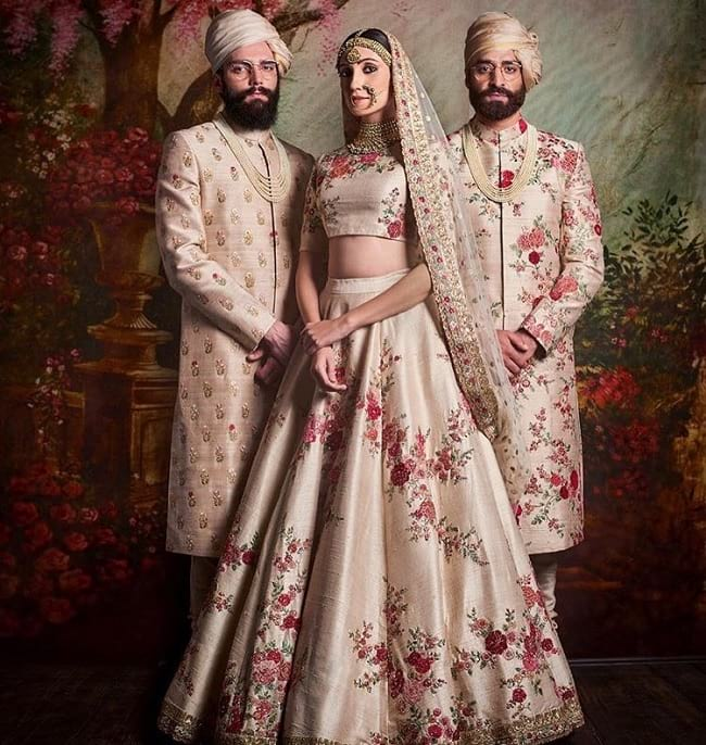 Heaven On Earth Designs Bridal Lehengas