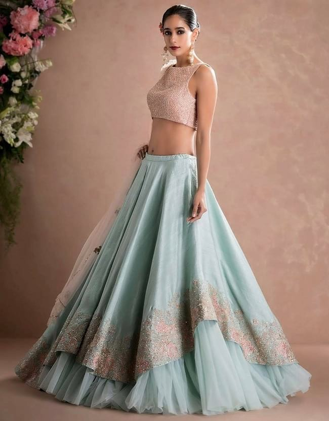 Indian Bridal Wear And Impressed The World