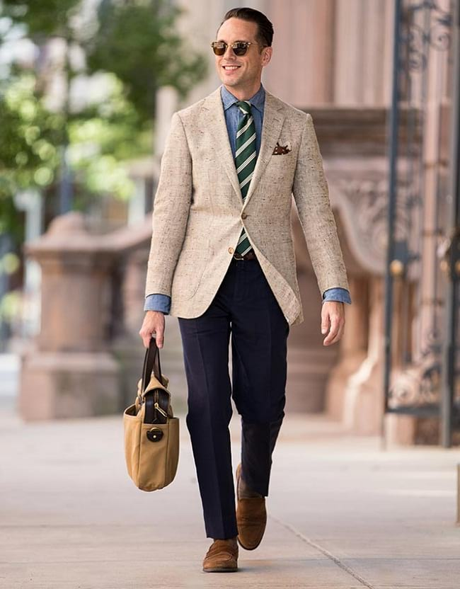 best tips & ideas for men to look effortlessly stylish