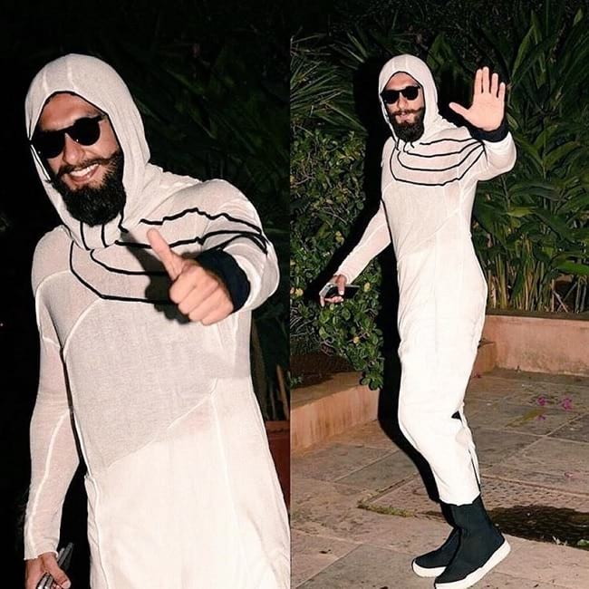 ranveer singh new beard look