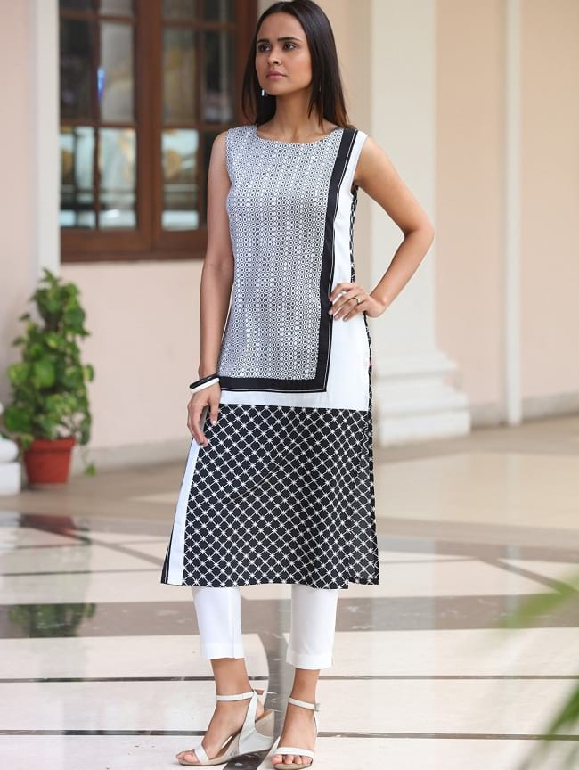 buy W for woman latest kurti patterns online on amazon