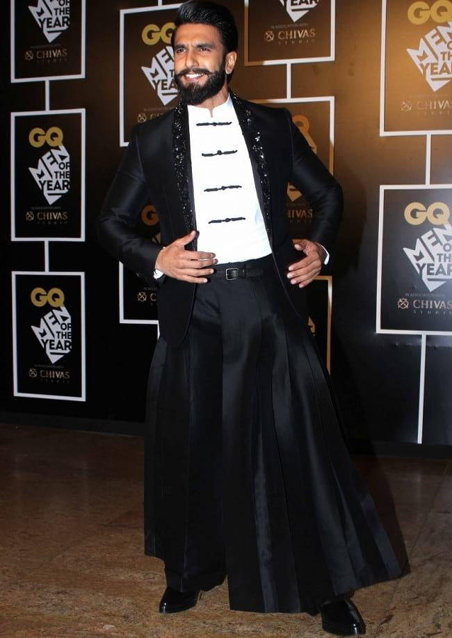 ranveer singh's hot & stylist looks