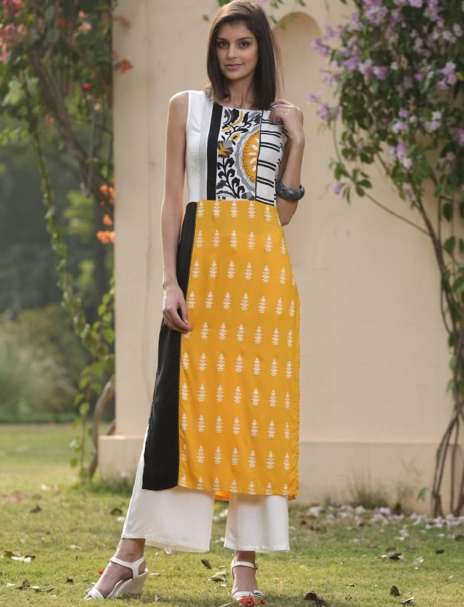 W for woman latest long kurti designs for stitching