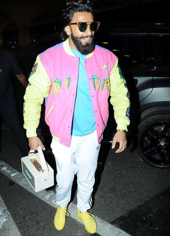 ranveer's hot look image