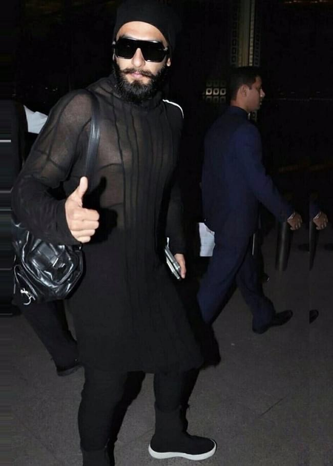 hot & Sexy ranveer singh look