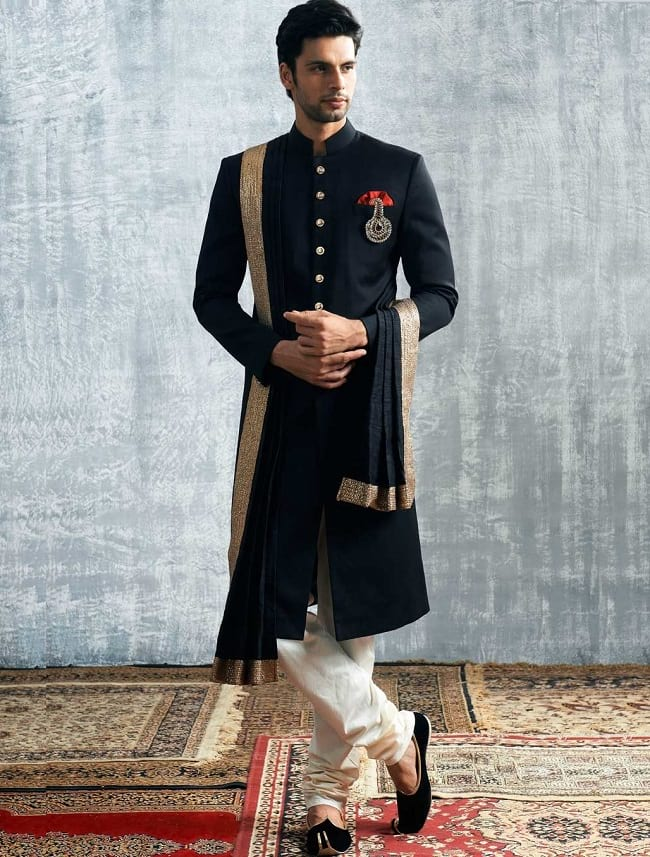 Jodhpuri Indian Wedding Sherwani