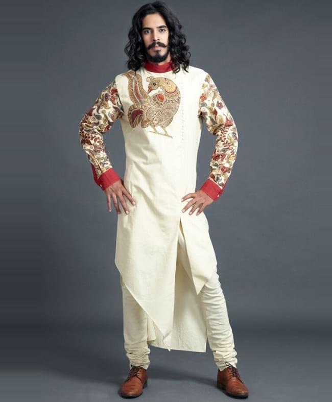 Kalamkari Sherwani, Indian Wedding Sherwani Styles