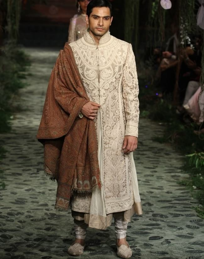 Indian Designer Sherwani for Wedding