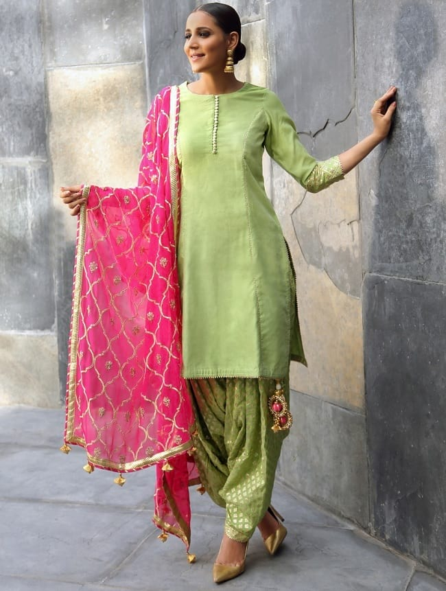 salwar suit patterns catalogue with price