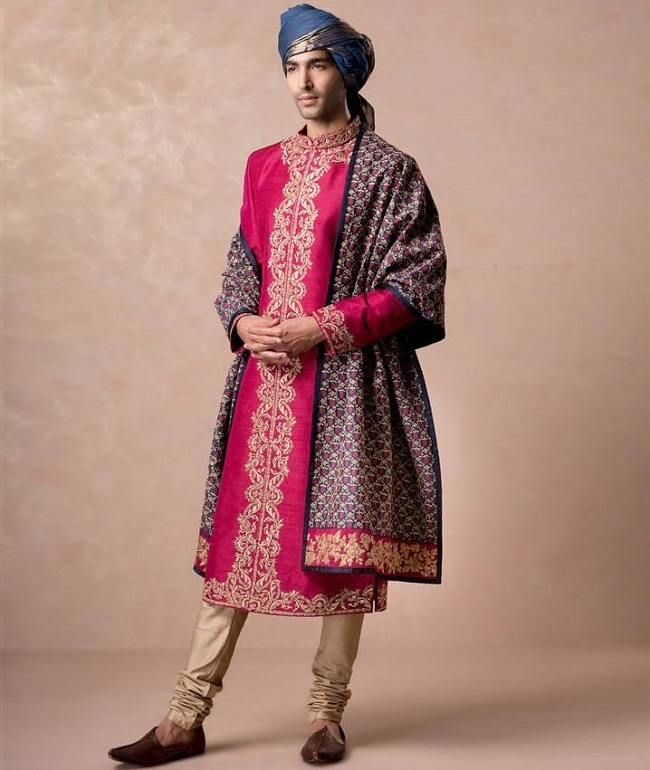 Latest designer sherwani collection pictures