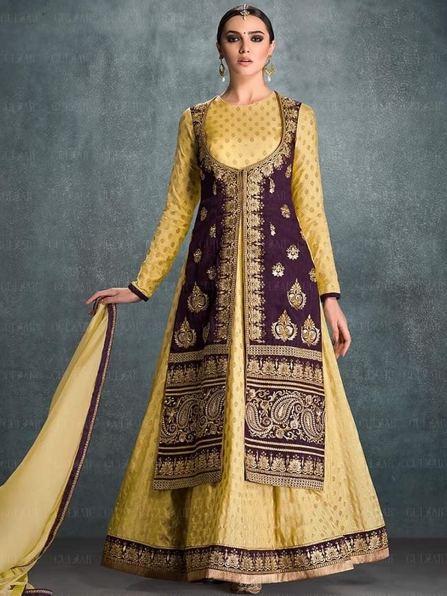 27 Types Of Salwar Suits Designs For Serious Ethnic Fashionistas