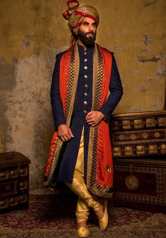 Indian Sherwani for Wedding