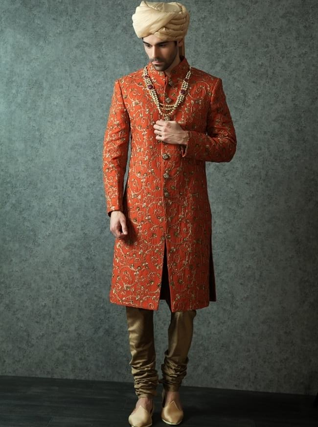 Best Wedding Sherwani Designs for India