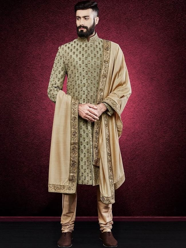 Designer Wedding Sherwani for Groom