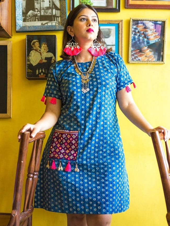 912fd8dc8 20 Offbeat Indo-Western Outfits to Look Smashing this Navratri ...