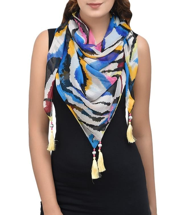 cotton anekaant scarves and stole