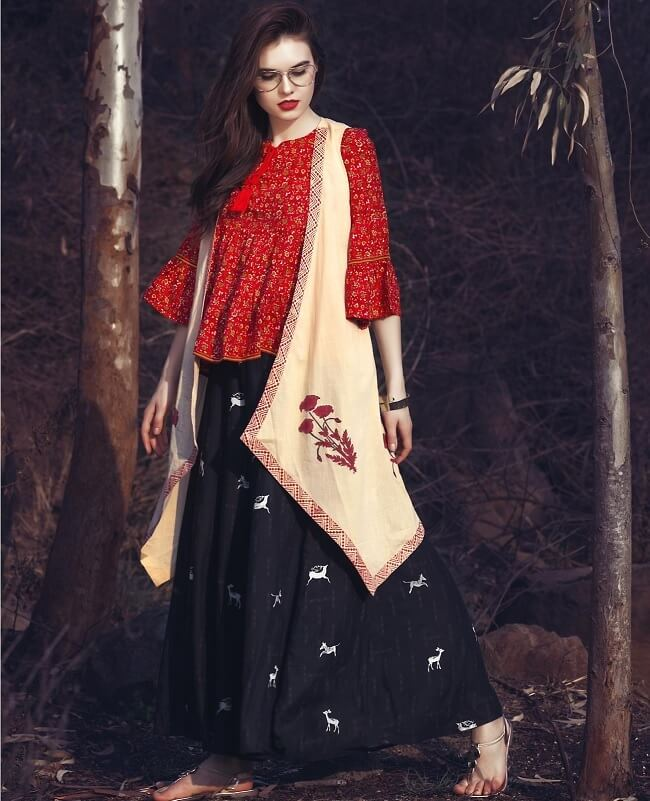 ethnic wear online for women