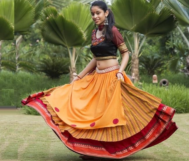chaniya choli designs with images
