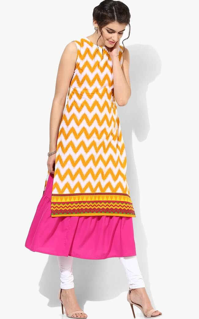 multi color kurtis online shopping