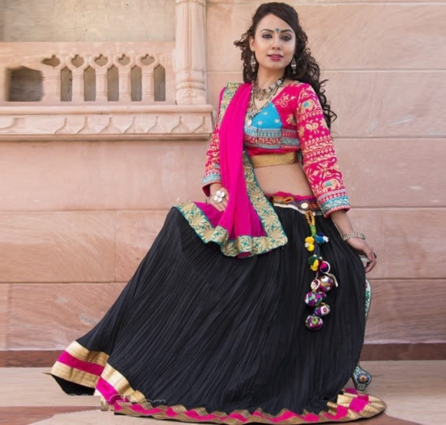 ghagra dress designs