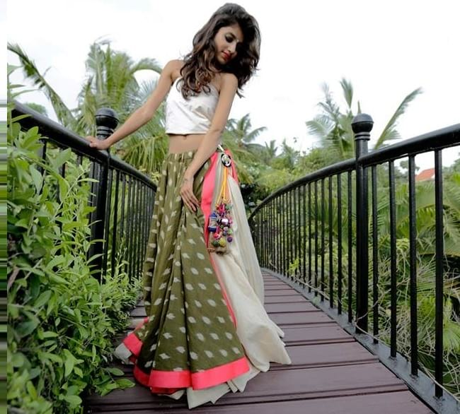 indian ghagra choli for navratri
