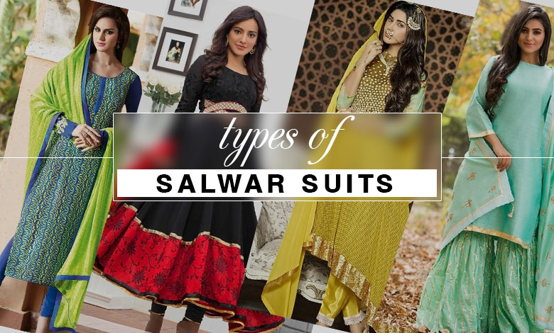 27 Types Of Salwar Suits Designs For Serious Ethnic Fashionistas Looksgud In