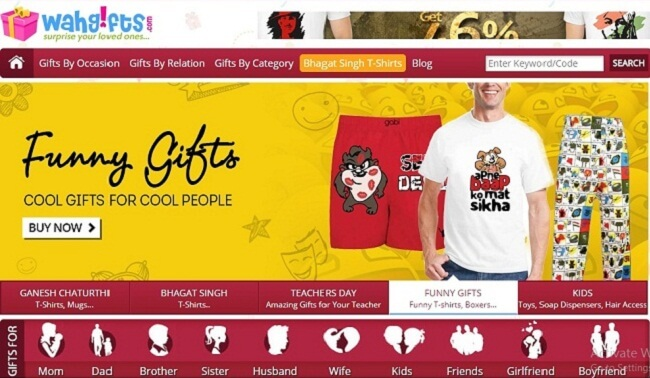 funny printed t-shirts online india sale
