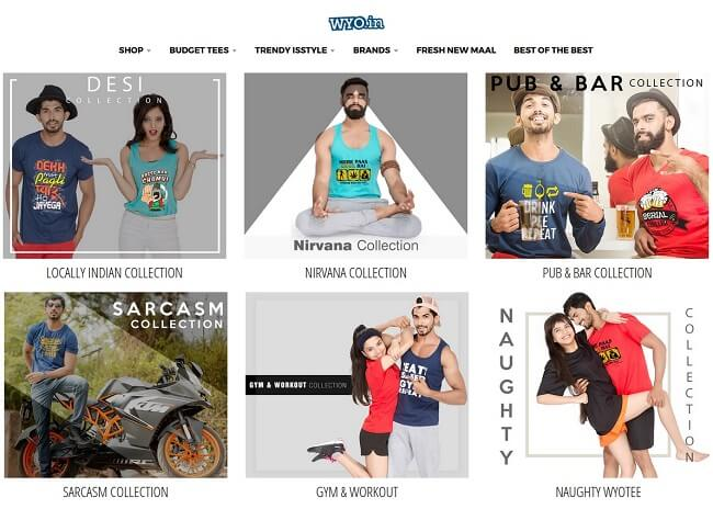 c6481418bc5ad 20 Best Websites to Buy Coolest Graphic T-shirt Online in India ...