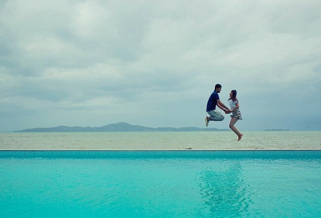 poses guide for pre-wedding photography