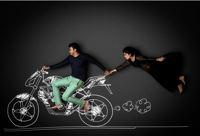 Creative Pre Wedding Pose Photos That Everyone Love To Try
