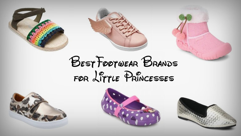Girls' Footwear Brands