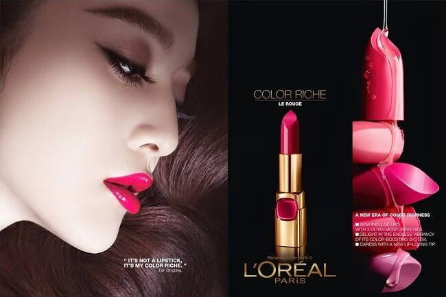 loreal lipstick colors chart, best lipstick brand for dry lips