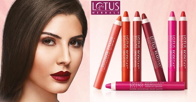 lotus lipstick shades with number in amazon