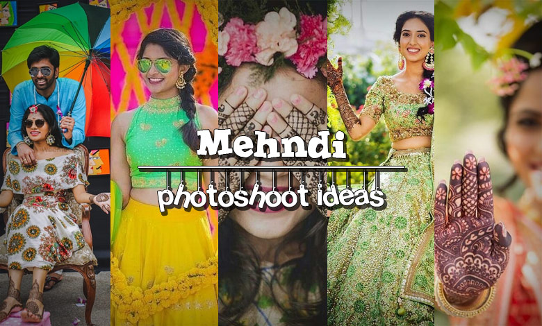 22 Mehendi Photography Ideas You\u0027ll Want Your Photographer