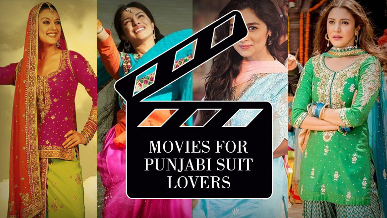 Movies for all Punjabi Suit Lovers