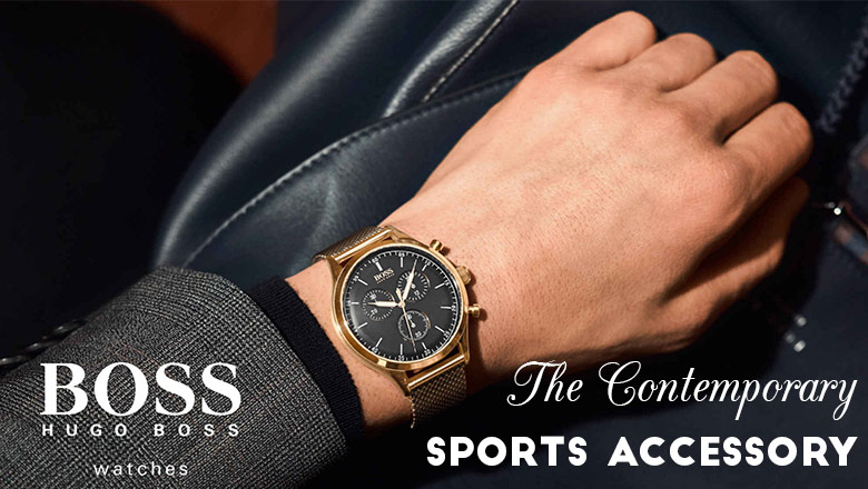 6976823d3ed0 The Contemporary Sports Accessory  Hugo Boss Watches - LooksGud.in