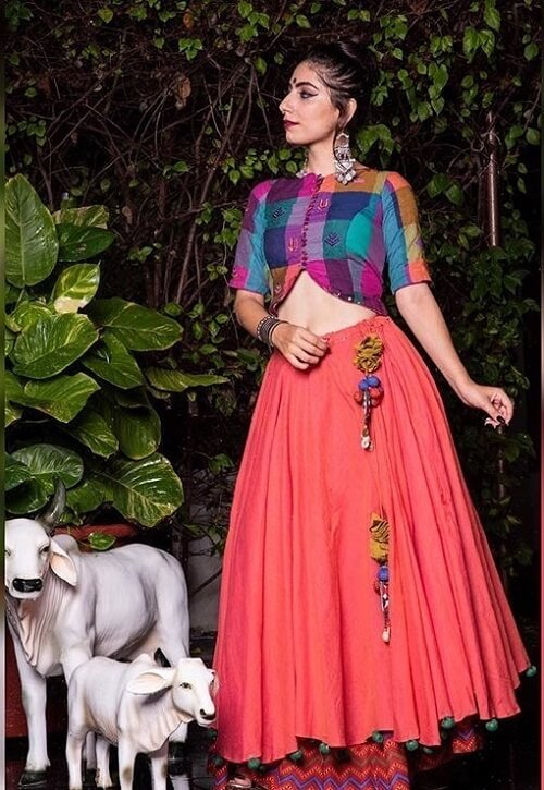 buy chaniya choli online for navratri festival