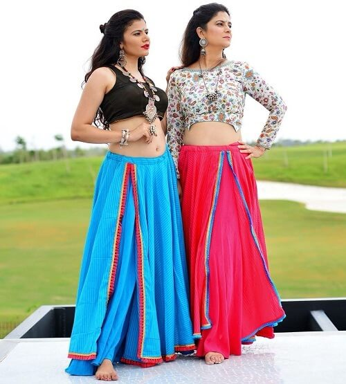 Chaniya choli designs for navratri photos