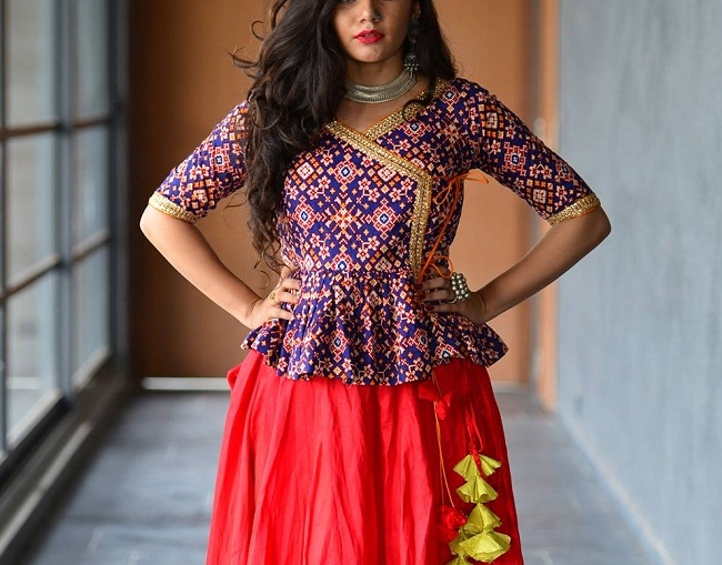 Designer blouse Pattern for Ahmedabad suppliers