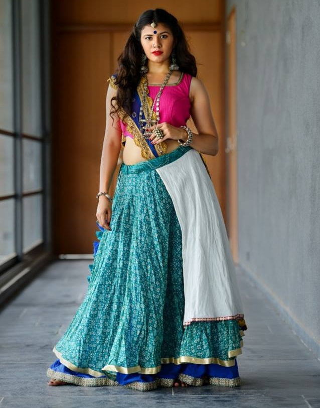designer chaniya choli images from Ahmadabad suppliers
