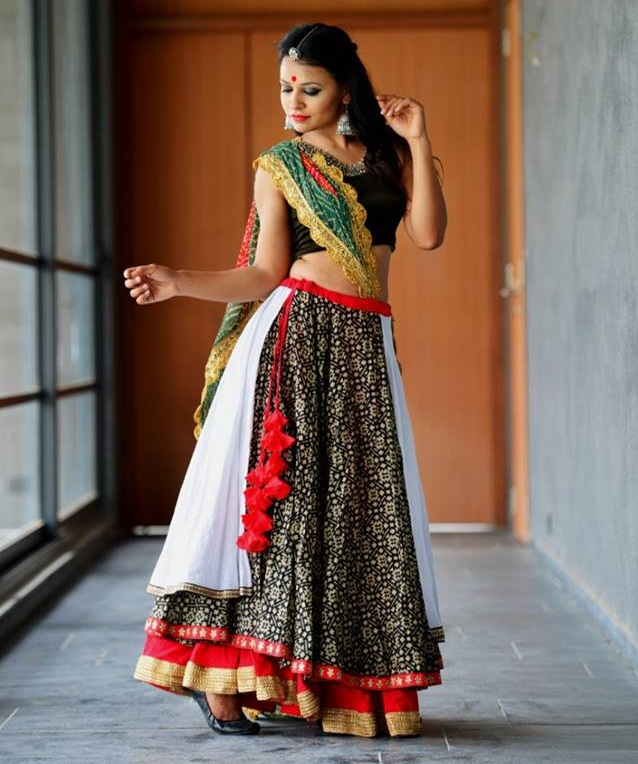 latest chaniya choli Pattern for Ahmadabad manufacturers
