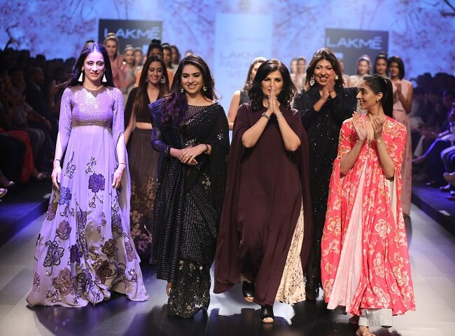 latest designer kurtis by neeta lulla