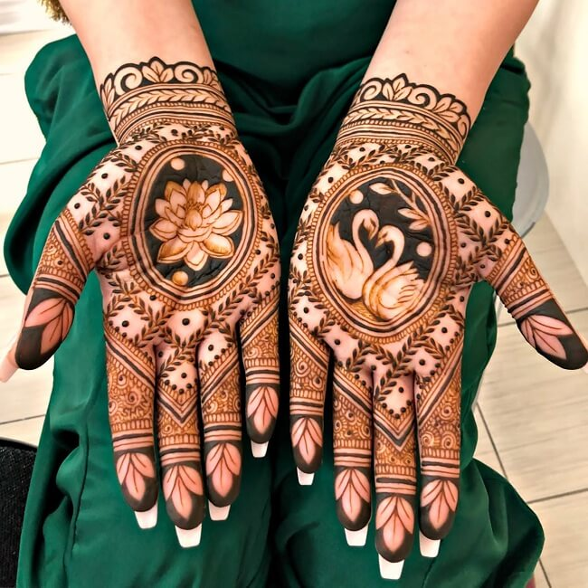 significance of henna in hinduism