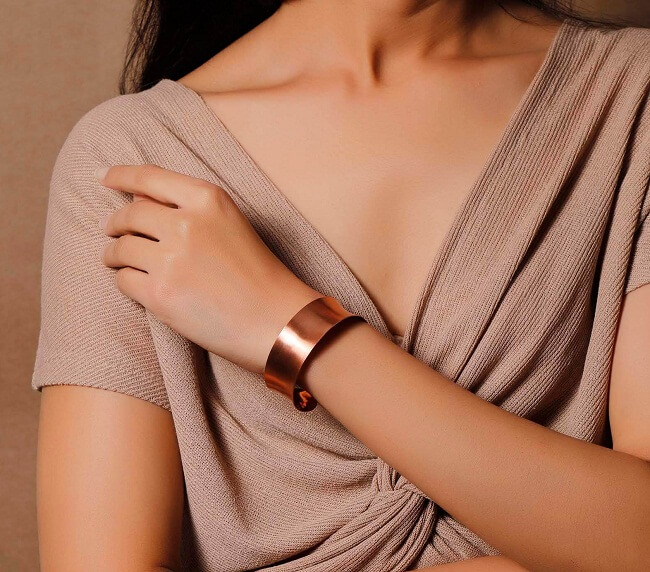 benefits of wearing copper bracelet