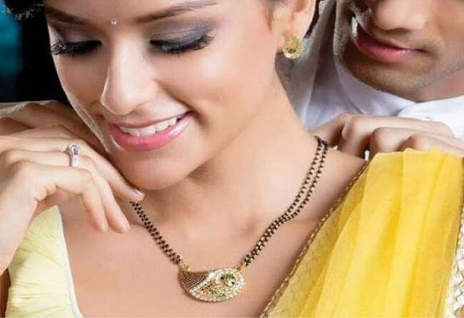 significance of wearing mangalsutra