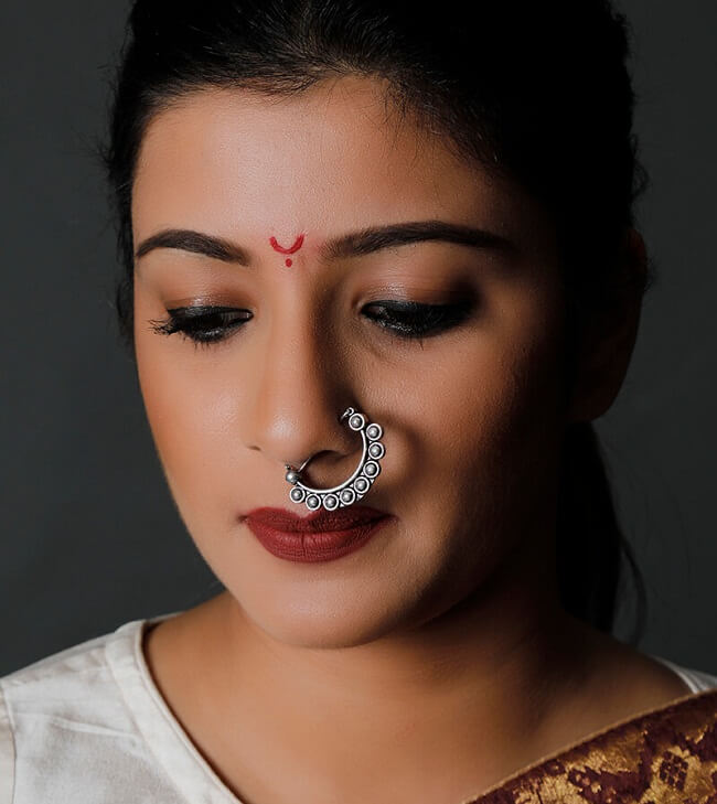 significance of nose ring in india